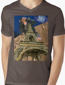 sky monkey #1 Mens V-Neck T-Shirt
