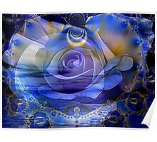 Sea of Love and Serenity Poster