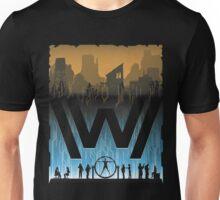 Go Between Worlds Unisex T-Shirt