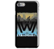 Go Between Worlds iPhone Case/Skin