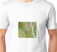 Damsel Fly and Grass Unisex T-Shirt