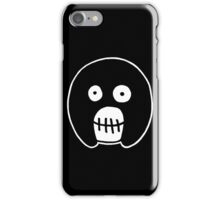 The Mighty Boosh – Black Mask iPhone Case/Skin