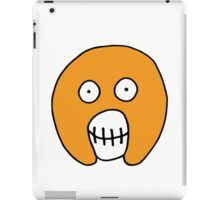 The Mighty Boosh – Orange Mask iPad Case/Skin