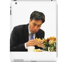 Ed Miliband iPad Case/Skin
