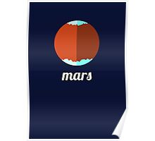 Planets - MARS Poster