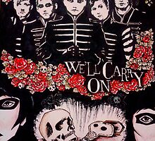 The Black Parade by BandGirlDoodle