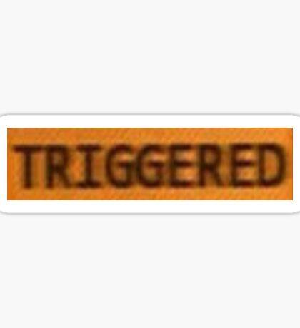 triggered meme sticker Sticker
