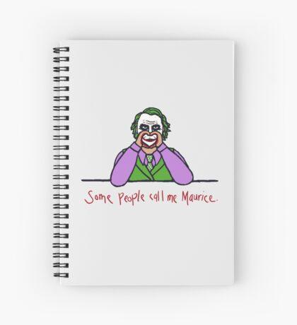 The Joker Spiral Notebook