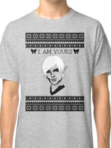 Dragon Age Fenris Ugly Winter Sweater Classic T-Shirt