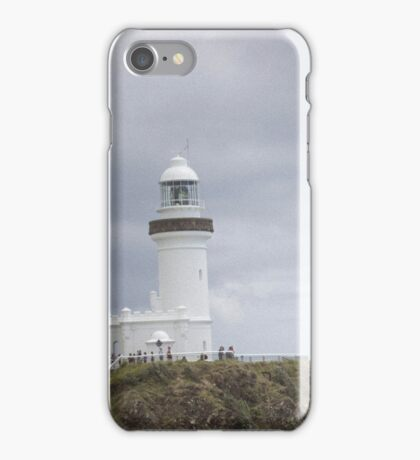 Lighthouse at Byron Bay iPhone Case/Skin