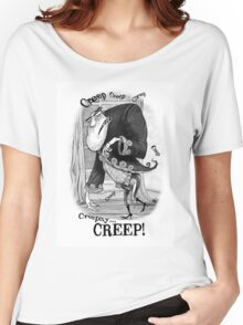 Creepity Creep! Women's Relaxed Fit T-Shirt