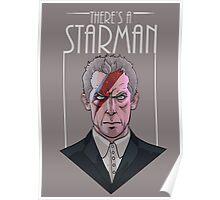 Doctor Who- Starman Poster