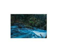Rushing Water, Blue Water Gallery Board
