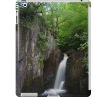 Idyllic Yorkshire dales Waterfall iPad Case/Skin