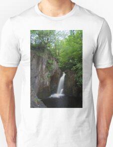 Idyllic Yorkshire dales Waterfall Unisex T-Shirt