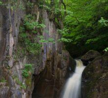 Idyllic Yorkshire dales Waterfall Sticker