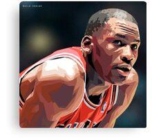 MJ 1/3 - Smile Design 2015 Canvas Print