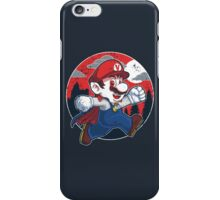 Plumber Vampire iPhone Case/Skin