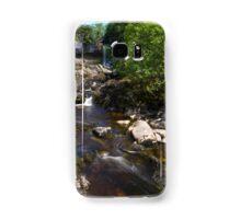 Waterfall in Beautiful Yorkshire Samsung Galaxy Case/Skin