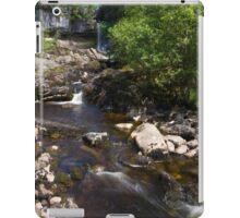 Waterfall in Beautiful Yorkshire iPad Case/Skin