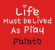 ╚»★Plato Motivational Quote Clothing & Stickers & Cases & Tote Bags & Home Decor & Stationary★«╝ by Fantabulous