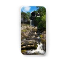 Yorkshire dales Waterfall  Samsung Galaxy Case/Skin
