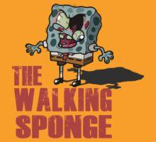 The Walking Spongebob - Walking dead by yebouk