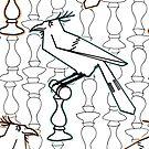 Darwin's Cuckoo by Zoe Kierce
