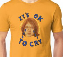 Its ok to cry kevin sheilds  Unisex T-Shirt