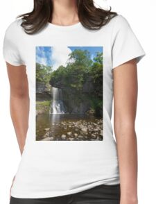 Idyllic Yorkshire dales  Womens Fitted T-Shirt