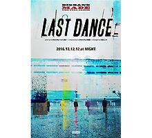 BIGBANG LAST DANCE Photographic Print