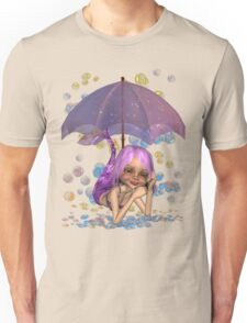 Raining Bubbles  Unisex T-Shirt
