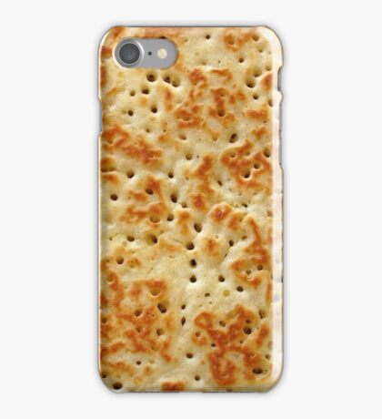 Crumpet iPhone Case/Skin