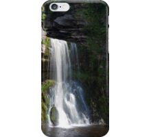 Beautiful Waterfall in the Yorkshire dales iPhone Case/Skin
