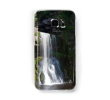 Beautiful Waterfall in the Yorkshire dales Samsung Galaxy Case/Skin