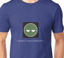 ODST Superintendent Respect Unisex T-Shirt