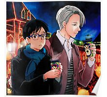 Holiday Victuuri Poster