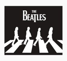 beatles 3 One Piece - Short Sleeve