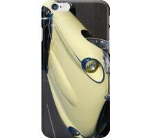 Jaguar E - Type XK iPhone Case/Skin