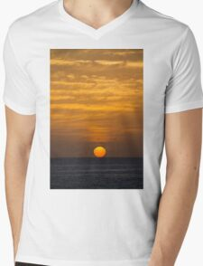 First light Mens V-Neck T-Shirt