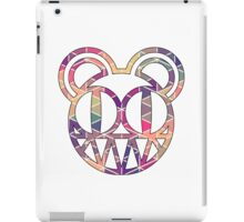 rainbowhead iPad Case/Skin