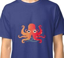 East Pacific red octopus Classic T-Shirt