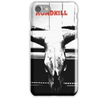 Roadkill Sinister Skull Phone Skin (Large) iPhone Case/Skin