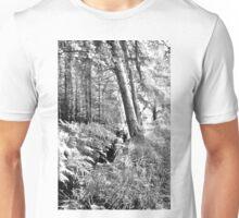 Eerie woods  Unisex T-Shirt