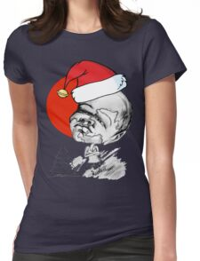 Xmas Dream Womens Fitted T-Shirt
