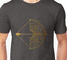Arrow & Compass Unisex T-Shirt