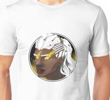 Aasimar Fighter (Buffed) Unisex T-Shirt