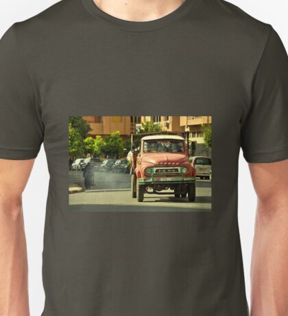 Morrocan Pick up  Unisex T-Shirt