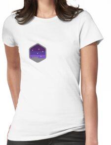 Star Wars Original Emblem Set - V1 - Hoth Womens Fitted T-Shirt