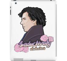 Sherlock BBC Cumberbatch iPad Case/Skin